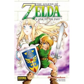 THE LEGEND OF ZELDA 04 - SEMINUEVO