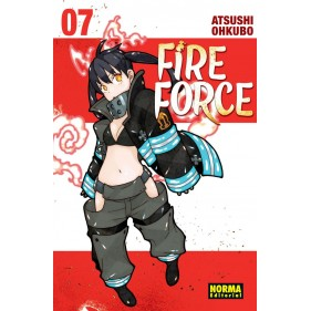 FIRE FORCE 07