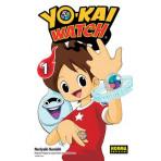 YO-KAI WATCH 01 - SEMINUEVO