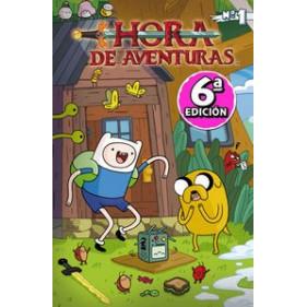 HORA DE AVENTURAS 01 - SEMINUEVO