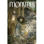 MONSTRESS 02 LA SANGRE  - SEMINUEVO
