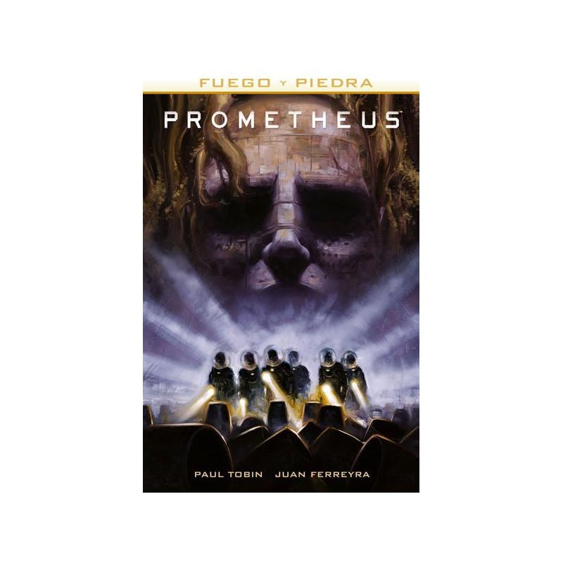 PROMETHEUS FUEGO Y PIEDRA 01 - SEMINUEVO