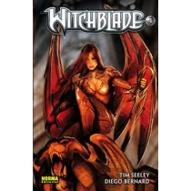 WITCHBLADE 04 - SEMINUEVO
