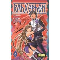 RAHXEPHON 02 - SEMINUEVO