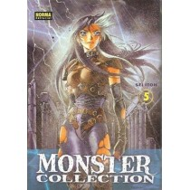 MONSTER COLLECTION 05 - SEMINUEVO