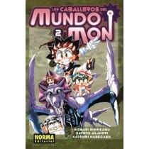 LOS CABALLERO DEL MUNDO MON 02 - SEMINUEVO