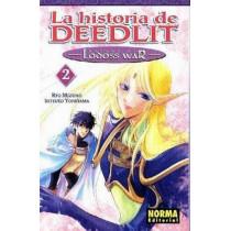 LODOSS WAR: LA HISTORIA DE DEEDLIT 02 - SEMINUEVO