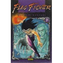 FLAG FIGHTER 02 DE 04 - SEMINUEVO