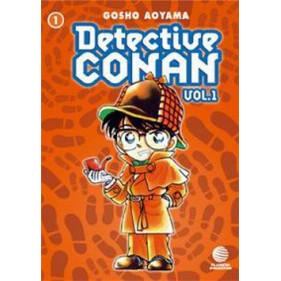 DETECTIVE CONAN I 01 - SEMINUEVO