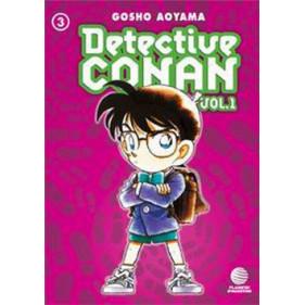 DETECTIVE CONAN I 03/13 - SEMINUEVO