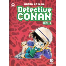 DETECTIVE CONAN I 06/13 - SEMINUEVO