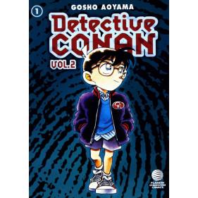 DETECTIVE CONAN II 01 - SEMINUEVO