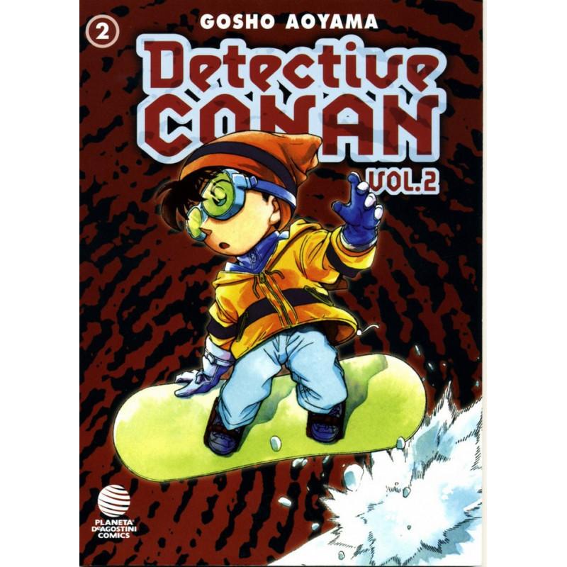 DETECTIVE CONAN II 02 - SEMINUEVO