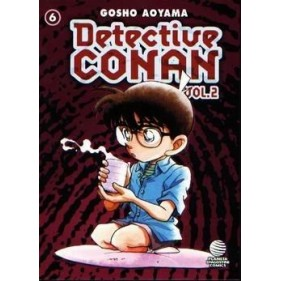 DETECTIVE CONAN II 06 - SEMINUEVO