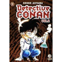 DETECTIVE CONAN II 09 - SEMINUEVO