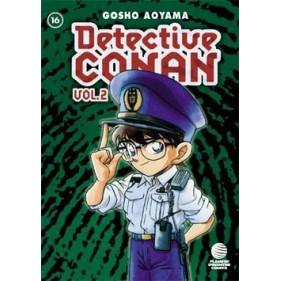 DETECTIVE CONAN II 16 - SEMINUEVO
