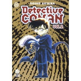 DETECTIVE CONAN II 25 - SEMINUEVO