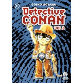 DETECTIVE CONAN II 41 - SEMINUEVO