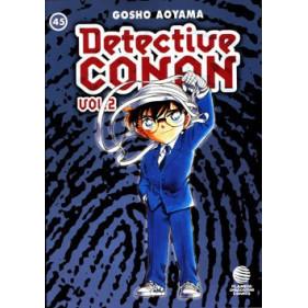 DETECTIVE CONAN II 45 - SEMINUEVO