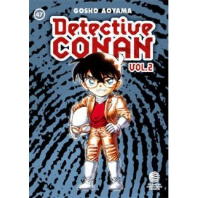 DETECTIVE CONAN II 47 - SEMINUEVO