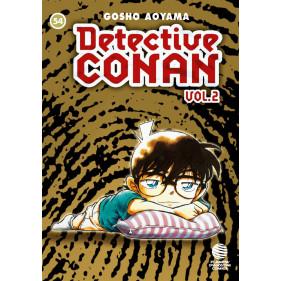 DETECTIVE CONAN II 54 - SEMINUEVO