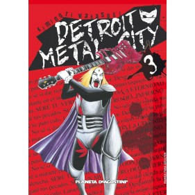 DETROIT METAL CITY 03 - SEMINUEVO
