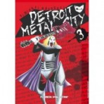 DETROIT METAL CITY 03 - SEMINUEVO