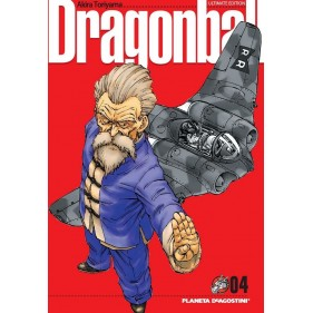 DRAGON BALL UE 04/34 - SEMINUEVO