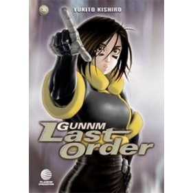 GUNNM LAST ORDER 08 (PLM) - SEMINUEVO