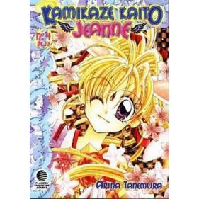 KAMIKAZE KAITO JEANNE 04 (BIBLIOTECA MANGA) - SEMINUEVO