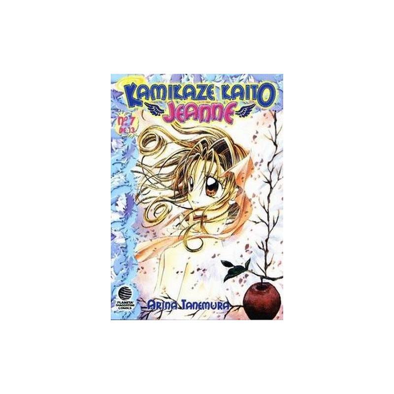 KAMIKAZE KAITO JEANNE 07 (BIBLIOTECA MANGA) - SEMINUEVO
