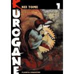 KUROGANE 01 - SEMINUEVO