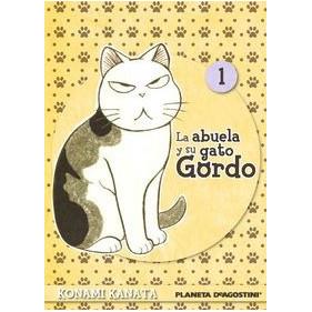 LA ABUELA Y SU GATO GORDO 01 - SEMINUEVO