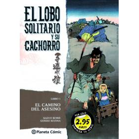 MM EL LOBO SOLITARIO Y SU CACHORRO 01 - SEMINUEVO