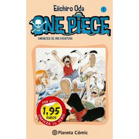 MM ONE PIECE 01 - SEMINUEVO