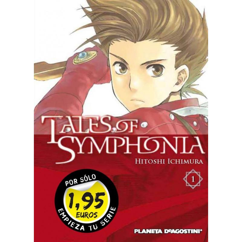 MM TALES OF SYMPHONIA 01 - SEMINUEVO