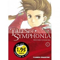 MM TALES OF SYMPHONIA 01 PROMO - SEMINUEVO
