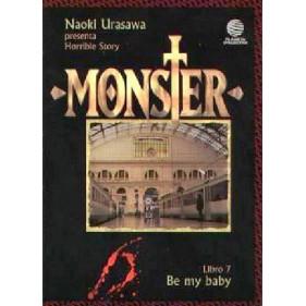 MONSTER BIBLIOTECA MANGA 07 - SEMINUEVO