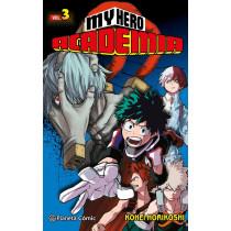 MY HERO ACADEMIA 03 - SEMINUEVO