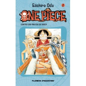 ONE PIECE 02 - SEMINUEVO
