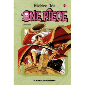 ONE PIECE 03 - SEMINUEVO
