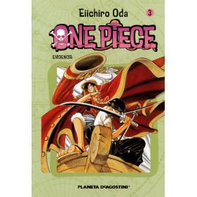 ONE PIECE 03 - SEMINUEVO