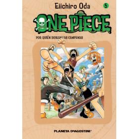 ONE PIECE 05 - SEMINUEVO
