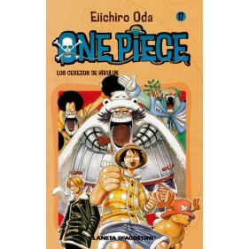 ONE PIECE 17 - SEMINUEVO