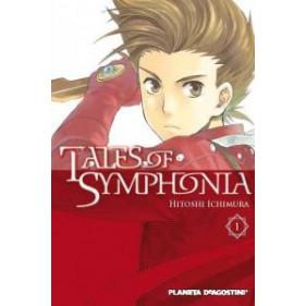 TALES OF SYMPHONIA 01 - SEMINUEVO