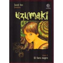UZUMAKI BIBLIOTECA MANGA 03 - SEMINUEVO