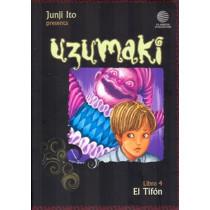 UZUMAKI BIBLIOTECA MANGA 04 - SEMINUEVO