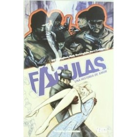 FABULAS: UNA HISTORIA DE AMOR (PLO)  - SEMINUEVO