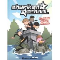 SHURIKEN SCHOOL: EL MISTERIO DEL LAGO - SEMINUEVO