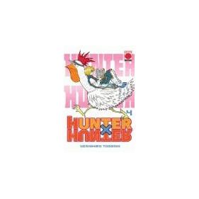 HUNTER X HUNTER 04 - SEMINUEVO